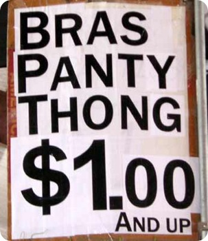 bras-and-thongs