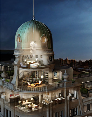 141 fifth cupola