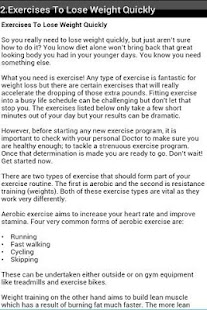 Fat Burning Workouts - screenshot thumbnail