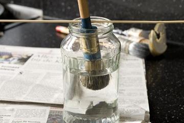 Paintbrush tip