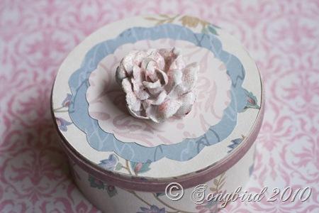 Rose box pink