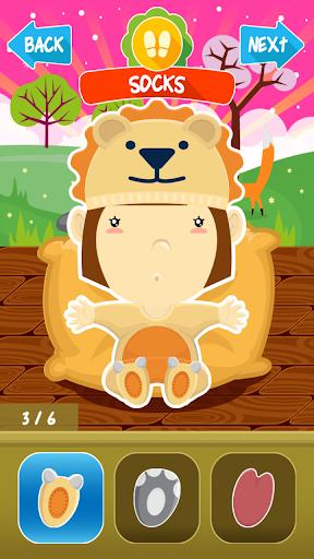 玩模擬App|ベビードレスアップ免費|APP試玩