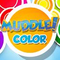 Muddle! Color logo