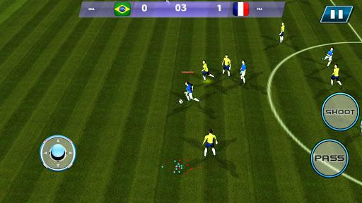 足球: Play Football: Real Soccer