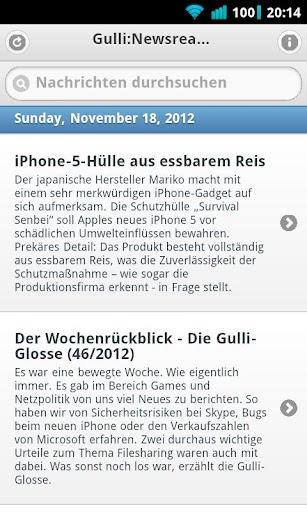 【免費新聞App】Gulli:Newsreader (Gulli:Board)-APP點子
