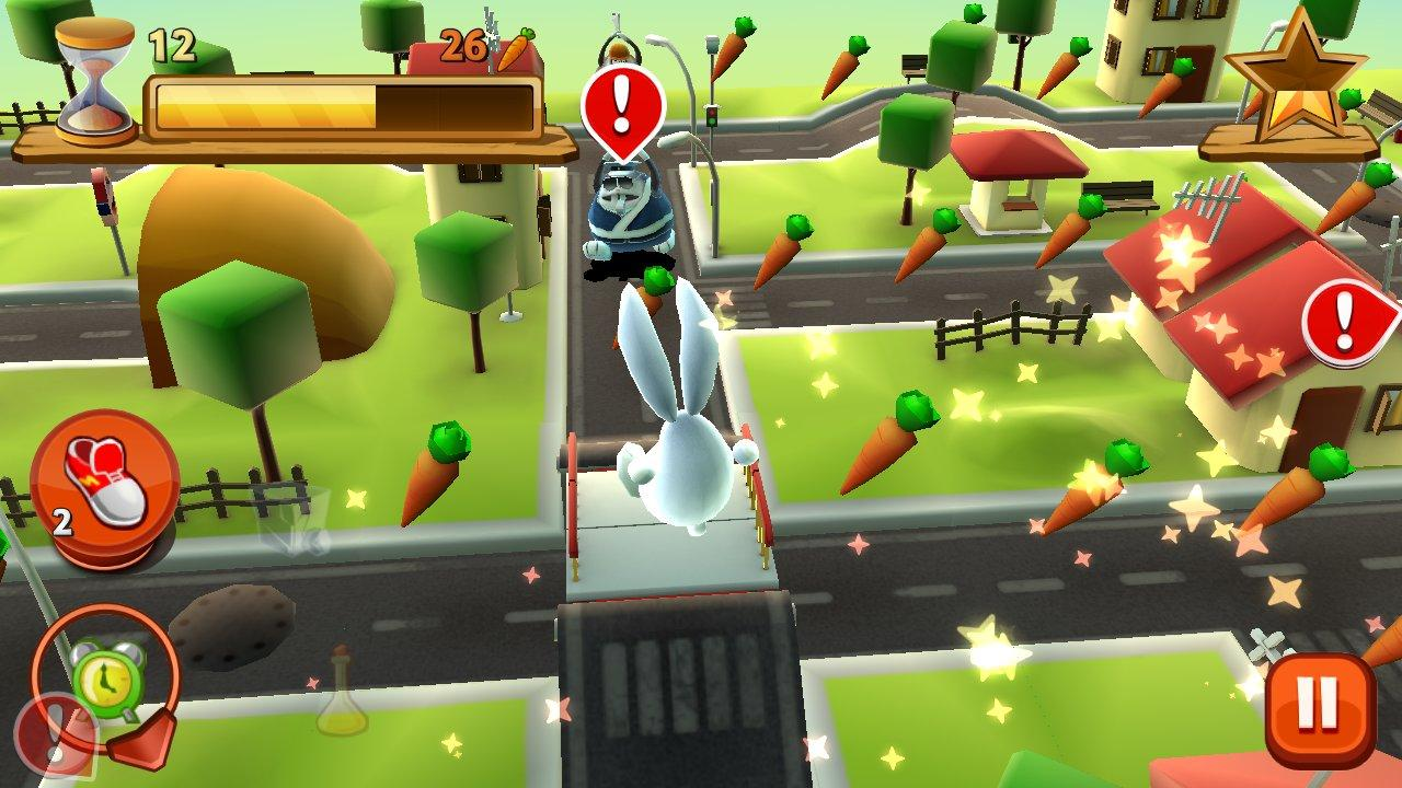 Bunny Maze HD- screenshot