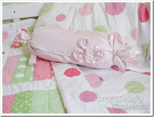 Frilly Pillow