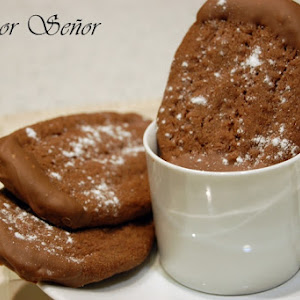 Viennese Chocolate Cookies