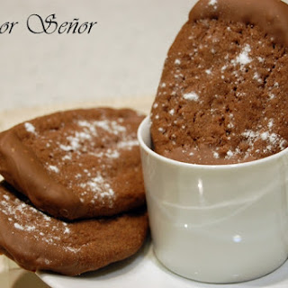 Viennese Chocolate Cookies.