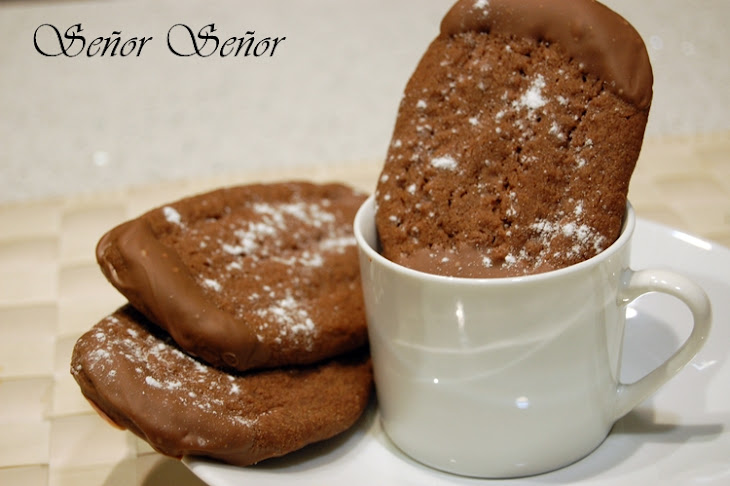 Viennese Chocolate Cookies Recipe