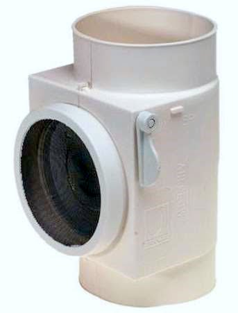 Heat Keeper Clothes Dryer Vent Duct Diverter Free Heat