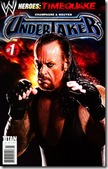When She Reads ...: Comic Review: WWE Heroes: Undertaker ...