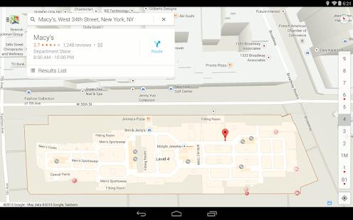 Maps - Navigation & Transit Screenshot 34