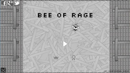 Bee of Rage