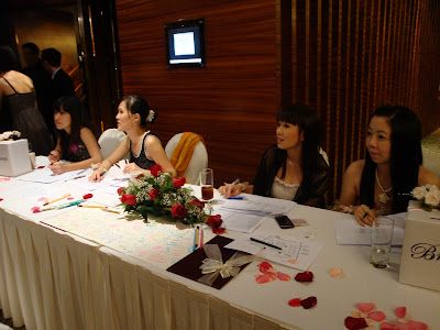 My Solitaire Wedding: Banquet - Parkroyal at Beach Road