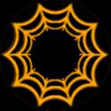 Orange Webcons Launcher Icons icon
