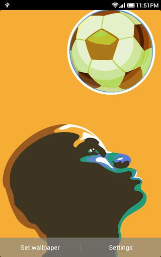 Football World Live Wallpaper