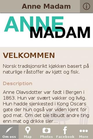 Norwegian traditional homemade