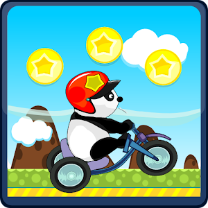 Panda Run Tricycle for PC and MAC