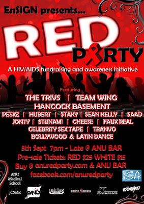ANU Red Party