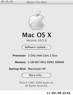 how to install oracle 10 2 0 4 on intel (client) macs - quick | From