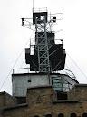 Fort Anioła - wieża radiolokacyjna