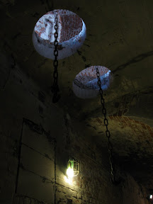 Fort Zachodni - udostępnione pomieszczenia