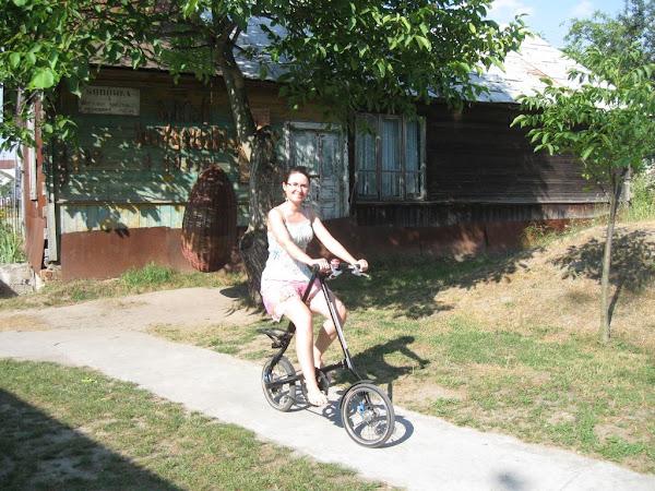 muzeum rowerów - rowerj miejski