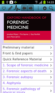 Oxford Handbook of Forensic M v2.0.1