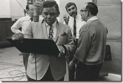 Solomon Burke, Tom Dowd, Jerry Wexler, 1968