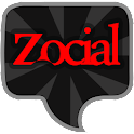 Flirt and Meet – Zocialized logo