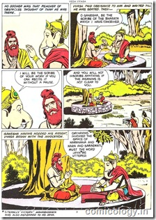 Comicology Amar Chitra Katha Mahabharata 3 Volumes 2007