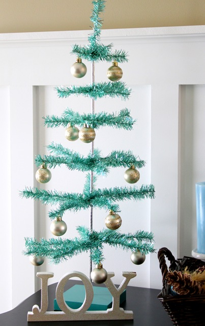 Aqua圣诞树