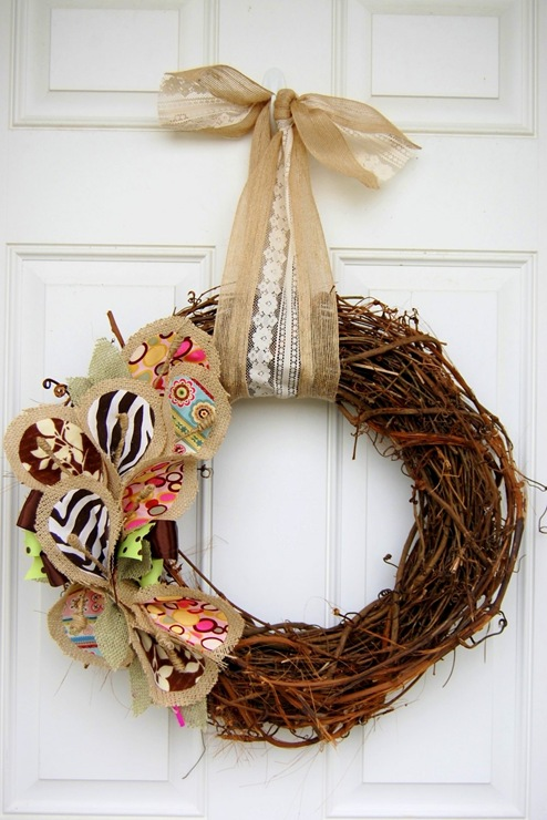 All year wreath