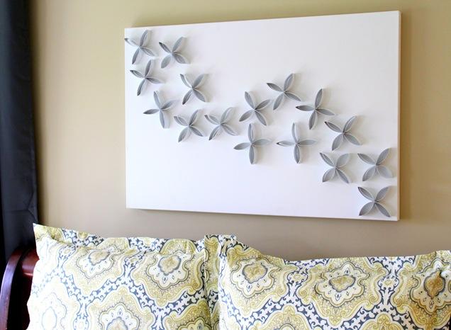 卫生纸艺术