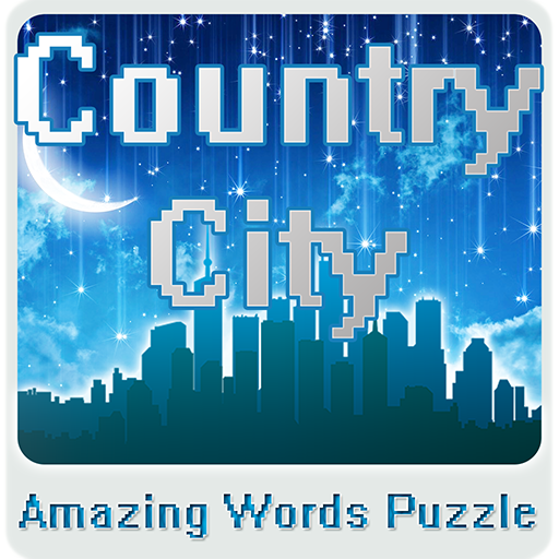 Country City - Words Puzzle