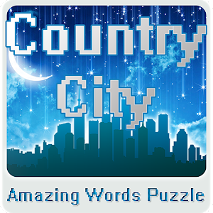 Country City – Words Puzzle for PC and MAC
