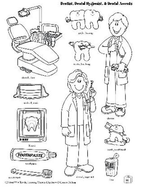 Dibujos Infantiles Para Recortar Y Colorear