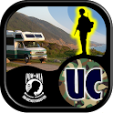 UC Military Campgrounds icon
