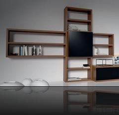 1000 deco biblioth que murale design. Black Bedroom Furniture Sets. Home Design Ideas