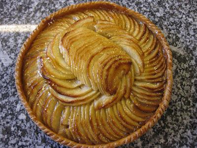 C Est Sucre Tarte Aux Pommes