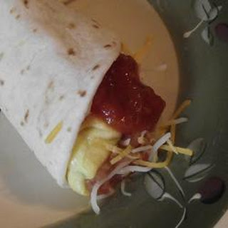 Breakfast Burritos de Frank