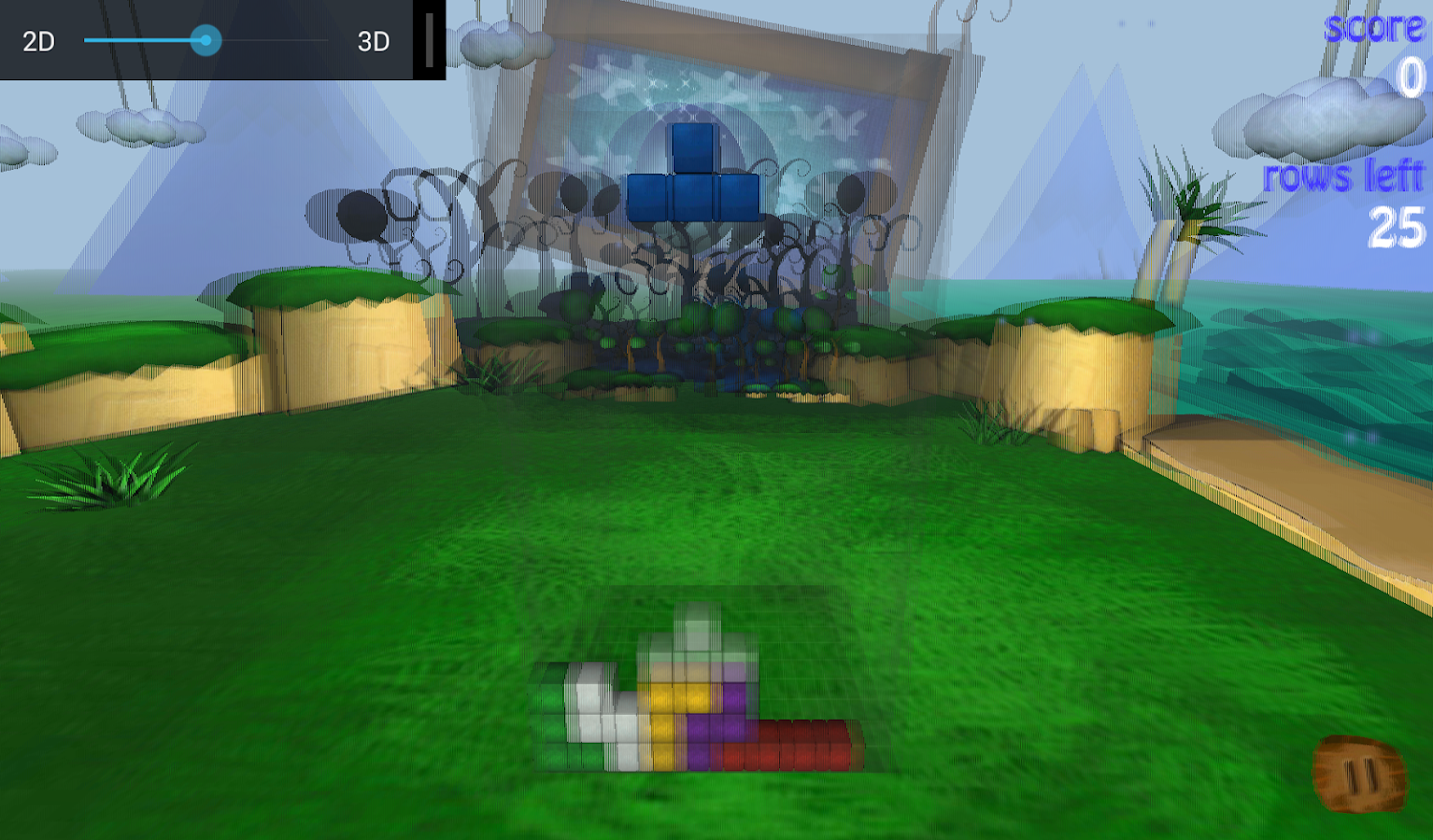 TriDef 3D Games- screenshot