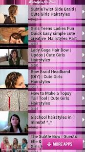 玩生活App|為青少年髮型免費|APP試玩