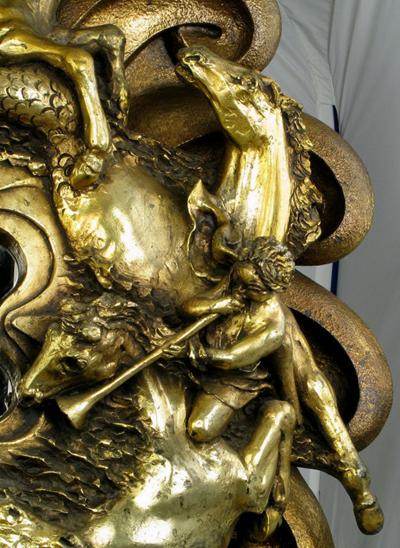 Poseidon Mirror Unknown Designer Finesse Originals