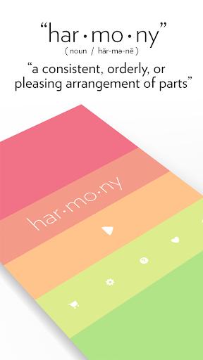 har•mo•ny: a game of harmony