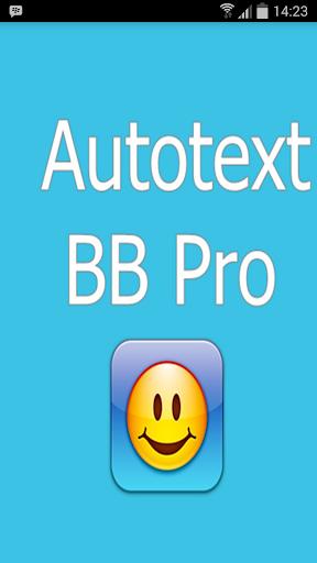 Auto Text BB Pro