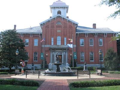 Historic Frederick Maryland