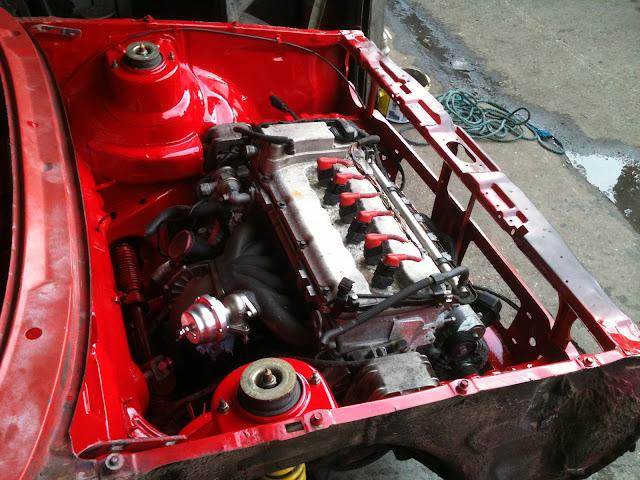 Vwvortex Com Mk1 Golf Four Wheel Drive With Mk5 R32