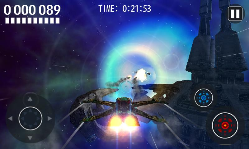 Final Space Lite - screenshot